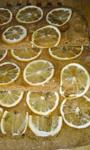 Zitronenfladenbrot 2